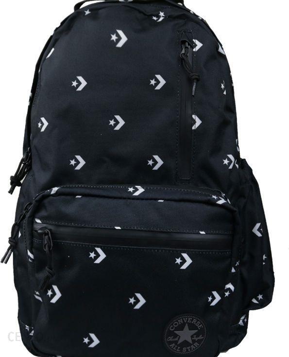 85469d455c143 Plecak Converse Go Backpack 10004801 A01 Czarne One Size - Ceny i ...