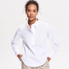 e2edb2f29b31a3 Reserved - Elegancka koszula - Biały - Ceny i opinie - Ceneo.pl