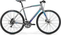 Merida Speeder 200 matt grey (blue) 2019