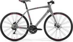 Merida Speeder 400 matt grey (red) 2019