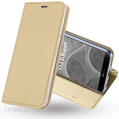 Amazon Ojbkase Huawei Mate 10 Lite Etui Premium Slim Pu Skóra Telefon Komórkowy Pokrowiec Ochronny Pokrowiec Skórzany Etui Na Telefon Komórkowy Złot