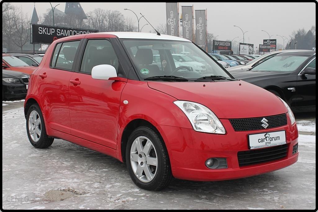 Suzuki Swift 13kat 90kmaluklimaniemcy Opinie I Ceny Na Ceneopl