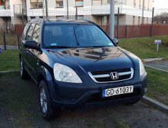 Honda Crv Ii 2004 4x4 20 Benzyna Opinie I Ceny Na Ceneopl