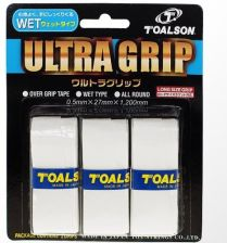 Toalson Ultra Grip 3Szt White