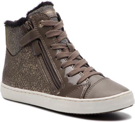the best attitude 05679 502a4 Sneakersy GEOX - J Gisli G. B J844NB 00454 C9006 D Smoke Grey eobuwie