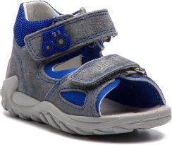 Sandały SUPERFIT - 4-09011-25 M Hellgrau Blau eobuwie 53c4cb5ef4