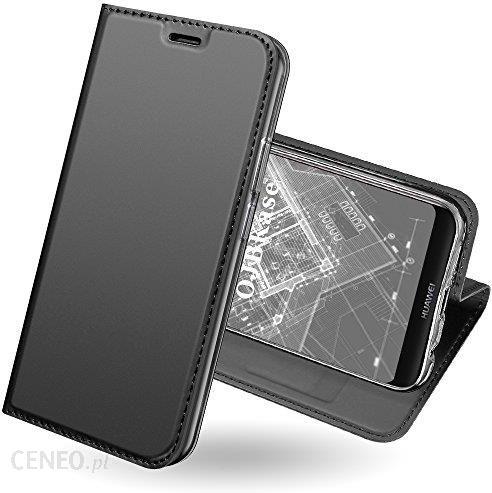 Amazon Ojbkase Huawei P20 Lite Etui Premium Slim Pu Skóra Telefon Komórkowy Etui Ochronne Miejsce Na Karty Pokrowiec Skórzane Etui Na Telefon Komór