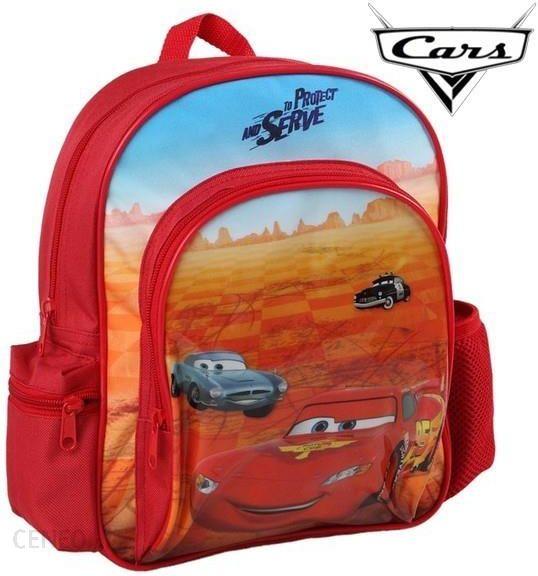 16a5dfa037706 Cars Plecak Szkolny 52163 Czerwony - Ceny i opinie - Ceneo.pl