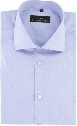 08a942235b4332 Koszula Męska Speed. A gładka biała SLIM FIT z mankietami na spinki ...