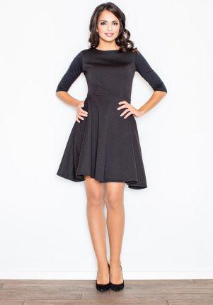 d9d5d6abc0 Czarna sukienka BODYCON M - Ceny i opinie - Ceneo.pl