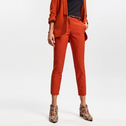 5ad3dd75d788 Podobne produkty do Mohito - Rurki skinny fit - Niebieski - damska. Reserved  - Spodnie ...