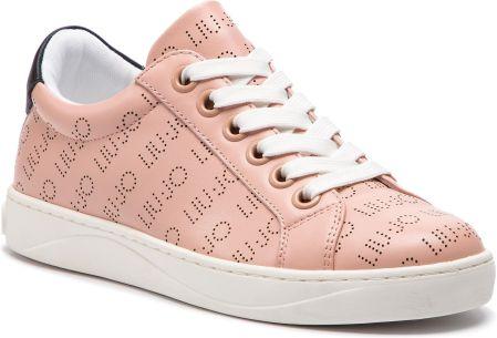 Sneakersy NEW BALANCE WL373PPI Różowy Ceny i opinie Ceneo.pl