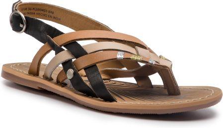 529c05576d7 Japonki CROCS - Isabella Gladiator Sandal W 204914 Black Black ...