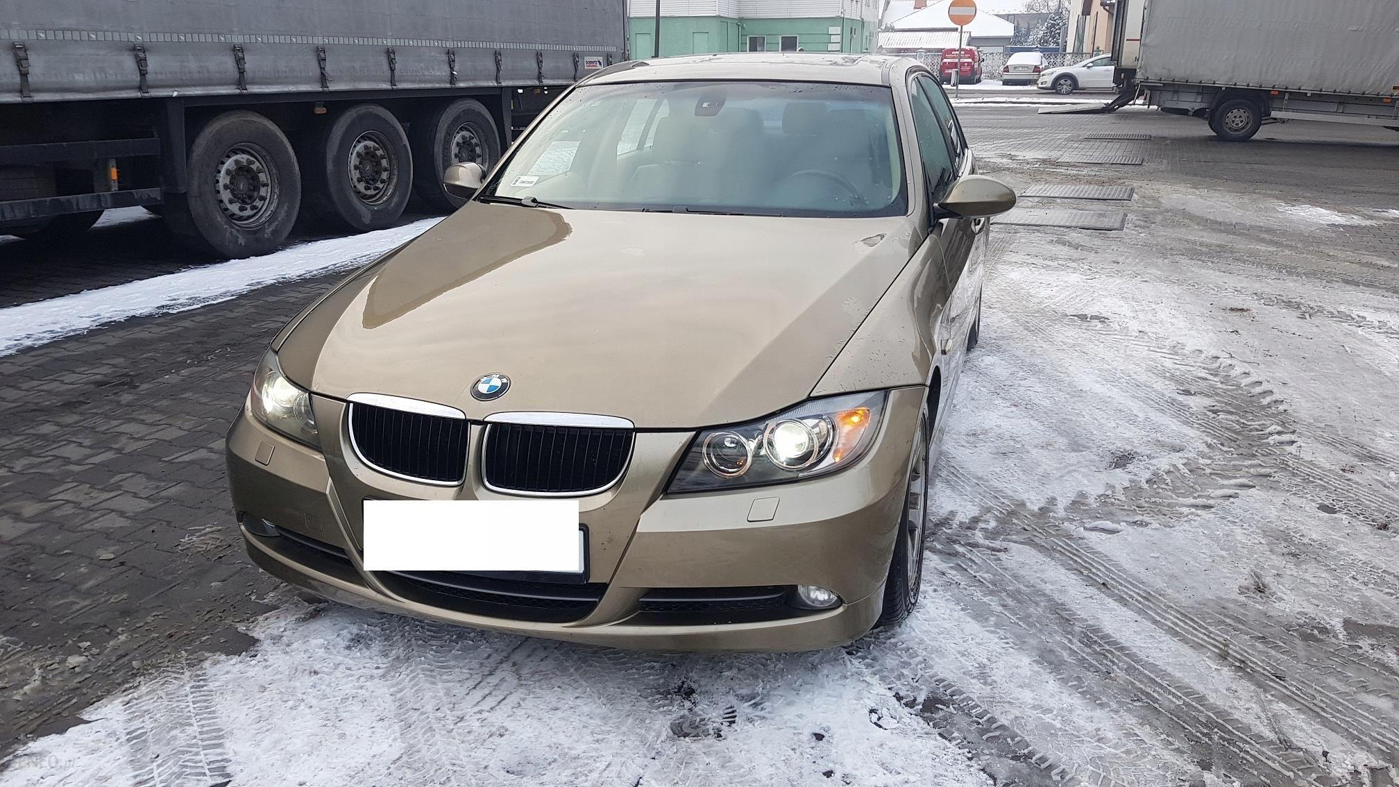 Bmw E90 325i 30 V6 Nowy Gaz Złoty Komplet Opon Opinie I Ceny Na