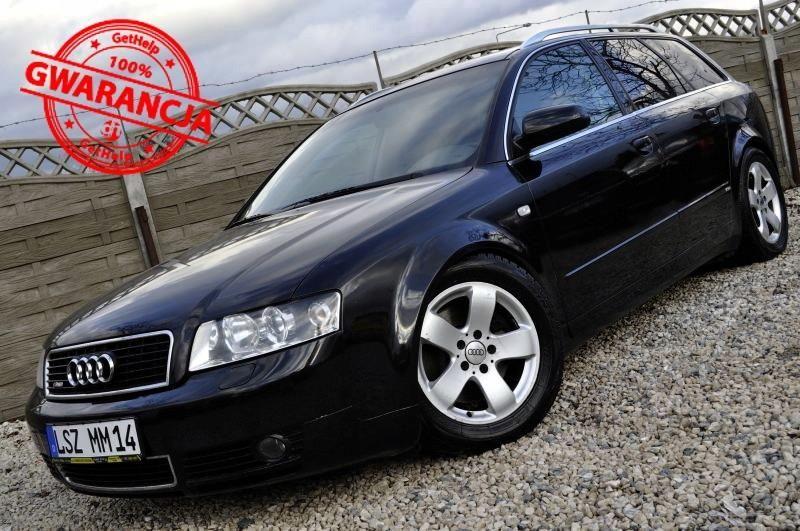Audi A4 24 V6 170km S Line Navi Skóra Xenon Opinie I Ceny