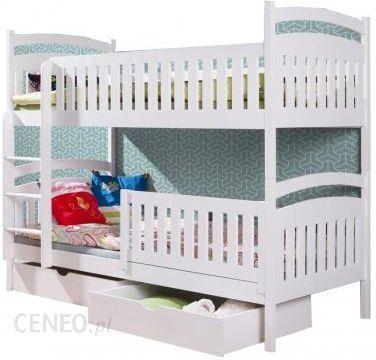 Prosell łóżko Piętrowe 190cmx90cm Agatka Biel Ceny I Opinie Ceneopl