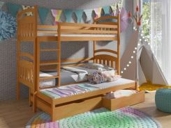 Ikea Stuva Fritids Kombi łóż Antr3 Szuf2 Drz S79267628 Ceny I