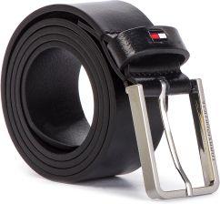 Pasek Męski TOMMY HILFIGER - Long Modern Leather Belt 3.5 AM0AM04612 002  eobuwie b7ad81a471