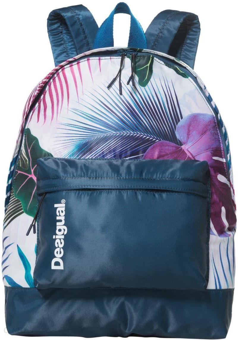 a07f3bd9f417a Desigual zielony plecak sportowy Backpack Bio Patching - Ceny i ...