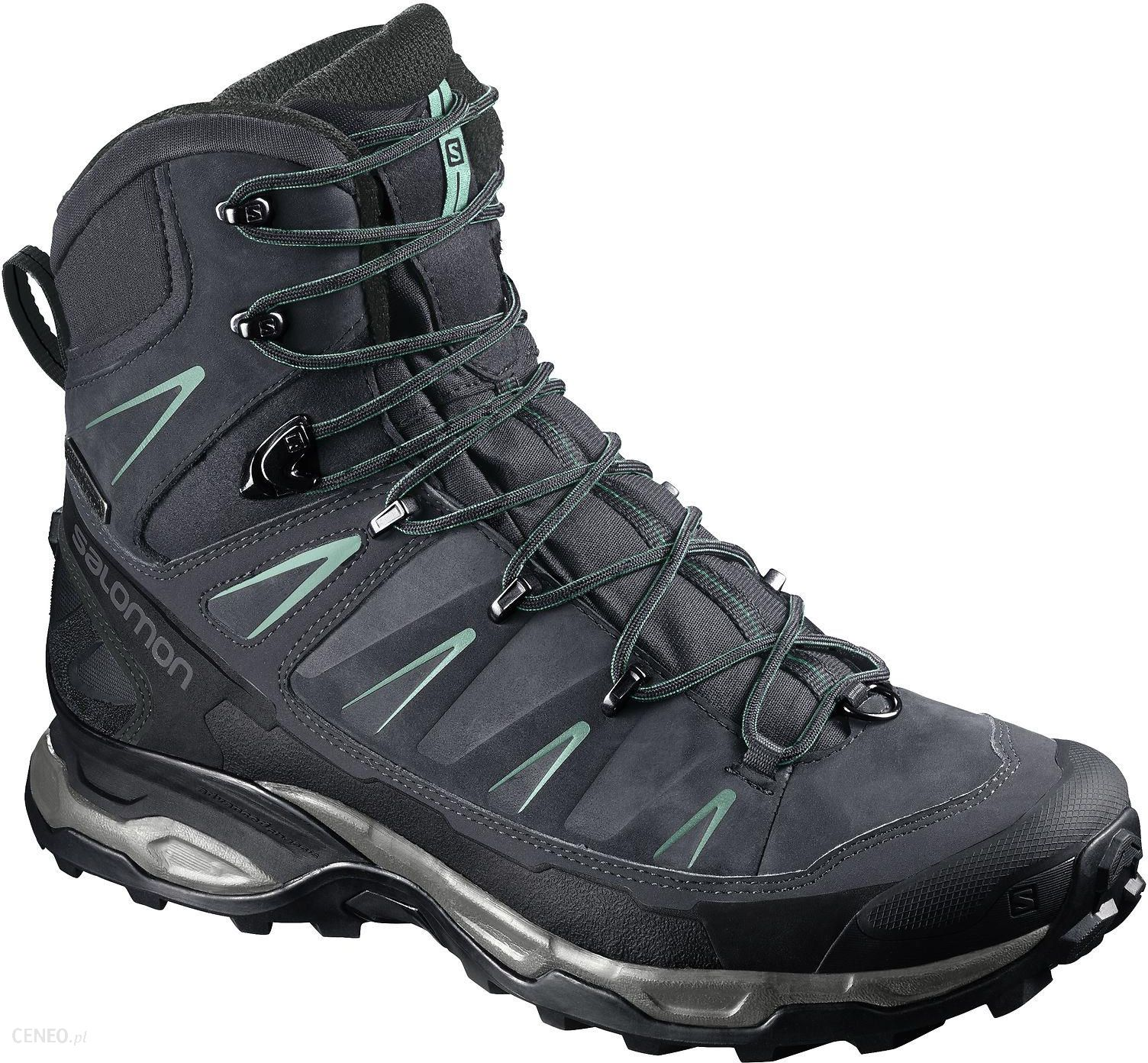 Buty trekkingowe Salomon X Ultra Trek Gtx W 404631 D Cloud Black Cristal Ceny i opinie Ceneo.pl