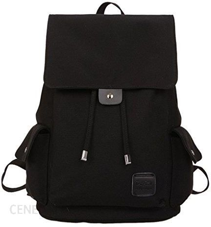 179d7c6904eaf Amazon Mężczyźni Kobiety studentów Canvas Vintage plecak tornister torba  podróżna torba plecaki dzienne Uni Backpack plecak