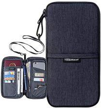 39acf29c5852b Amazon Organizer podróżny torba podróżna – luksusowa wodoodporna teczka  podróżna teczka torba na dokumenty podróży Travel