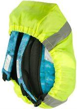ee1eaca012896 Amazon Plecak szkolny etui ochronne osłona przeciwdeszczowa z paskami  odblaskowymi 25 x 50 x 20 cm