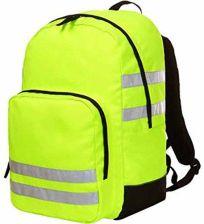 2cc1f54ffc365 Amazon halfar – plecak neonowy żółty paskami odblaskowymi – Reflex – 1812206