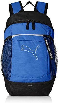 60cd23a07a060 Amazon PUMA Echo Backpack plecak 075107 (TURKISH Sea niebieski 02)