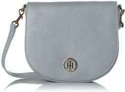 872cbe9d5a444 Amazon Tommy Hilfiger Damski Honey Saddle Bag torba na ramię, 6 x 17 x 20