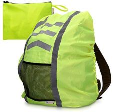 a9880035624a2 Amazon kwmobile pokrowiec przeciwdeszczowy na plecak, tornister szkolny,  wymiary: 64 x 75 cm