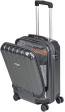 41c319fab9d26 Amazon Kuferek kabinowy kieszeń na laptop 16'' bagaż podręczny, lekka  walizka, solidny
