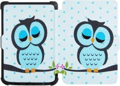 SLIM TPU COVER ETUI DO POCKETBOOK TOUCH LUX 4/TOUCH HD 3/BASIC LUX 2 OWL (ABS239OWL)