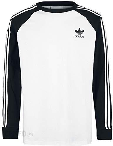 Amazon Adidas 3 Stripes LS T, bluza z długim rękawem męska XS, m