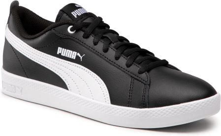 2dac0acc1bf5e Sneakersy PUMA - Smash Wns V2 L 365208 02 Puma Black/Puma White eobuwie