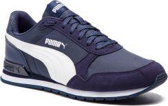 Sneakersy PUMA St Runner V2 Nl Jr 365293 09 PeacoatPuma White Ceny i opinie Ceneo.pl