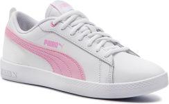 63e55a723853 Sneakersy PUMA - Smash WNS V2 L 365208 10 White PalePink Grey Violet eobuwie