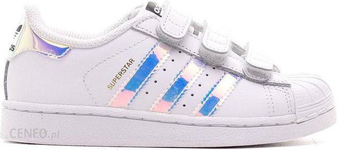 31 Buty Dzieciece Adidas Superstar BA8378 Białe Ceny i opinie Ceneo.pl