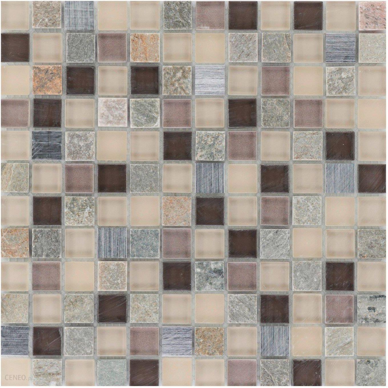 Obi Euro Stone Mozaika Quarzit Beż 30x30