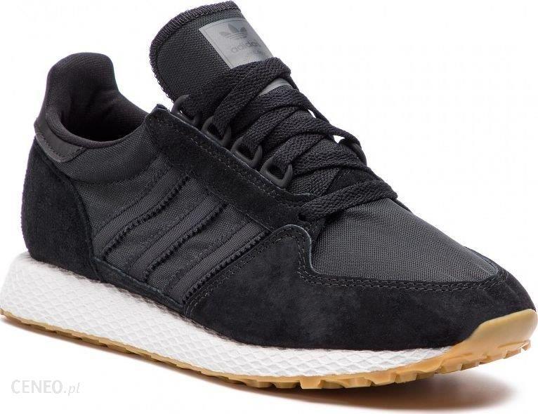Adidas Buty męskie Forest Grove CG5673 czarne r. 46 23 Ceny i opinie Ceneo.pl
