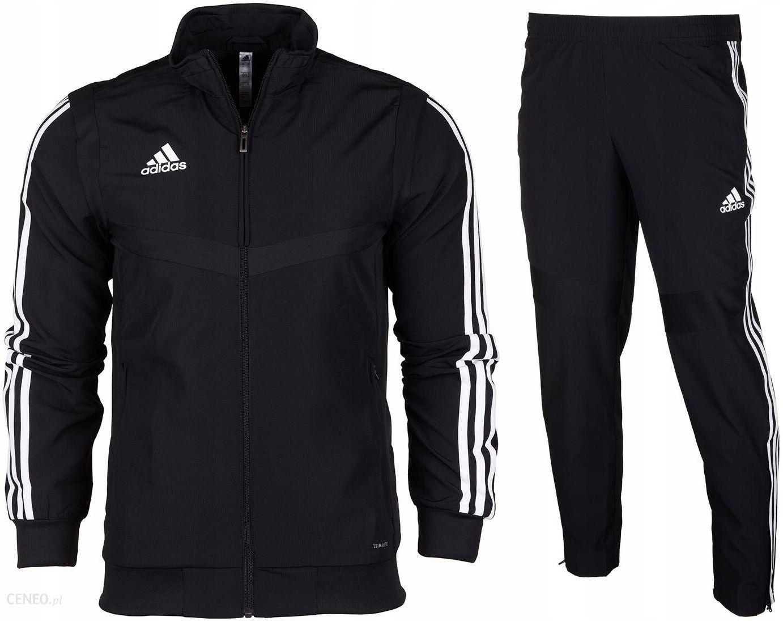 Adidas Spodnie Dresowe Dresy Tiro 19 Black Roz: M Ceny i opinie Ceneo.pl