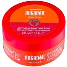 50cc1be9e859 Lee Stafford Argan Oil from Morocco maseczka odżywcza do wygładzania włosów  200ml