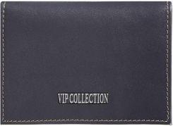 26481d405ce33 Etui na wizytówki i karty Vip Collection PALERMO 15MS GRY2