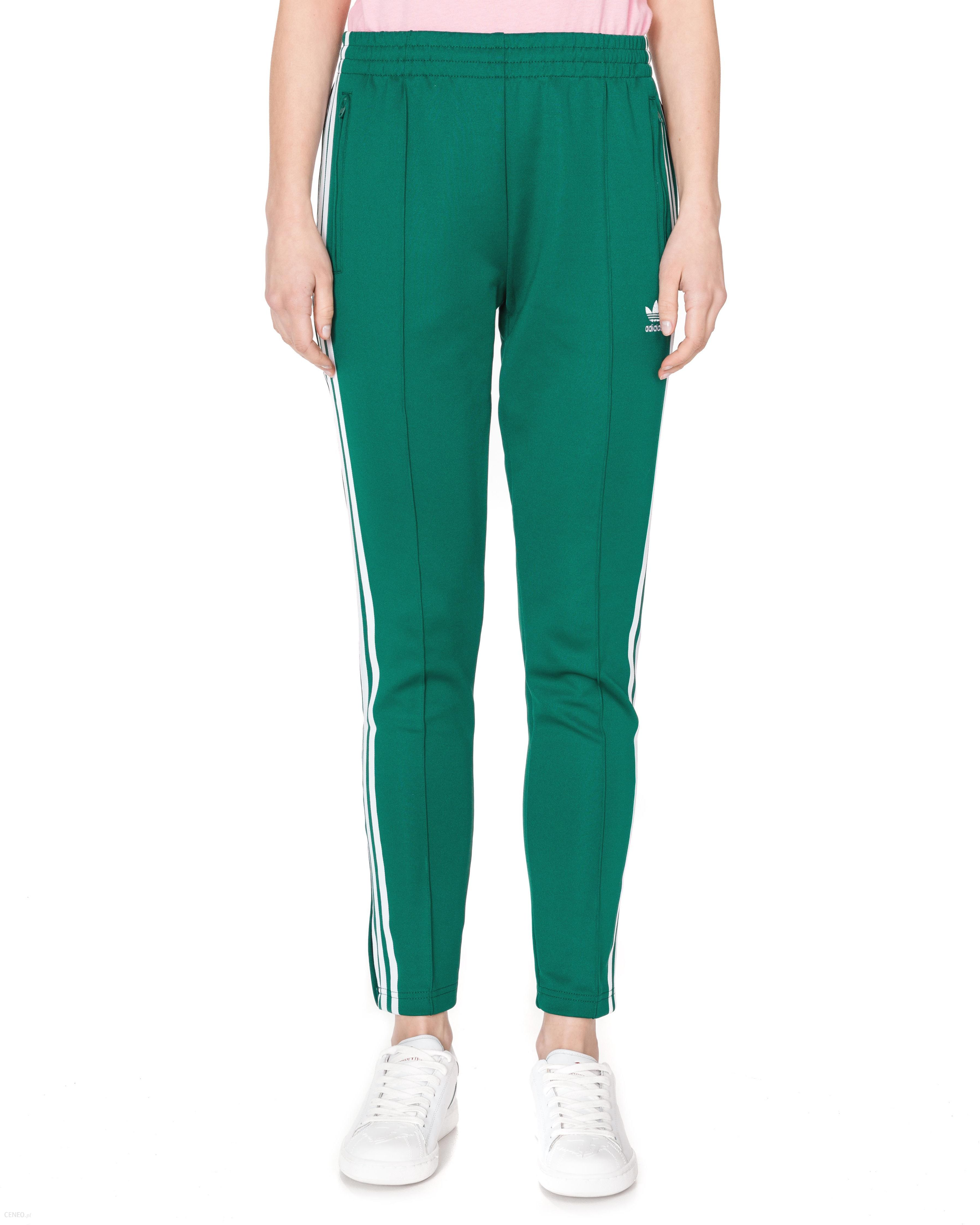 Adidas Originals SST Spodnie dresowe Zielony 36 Ceny i opinie Ceneo.pl