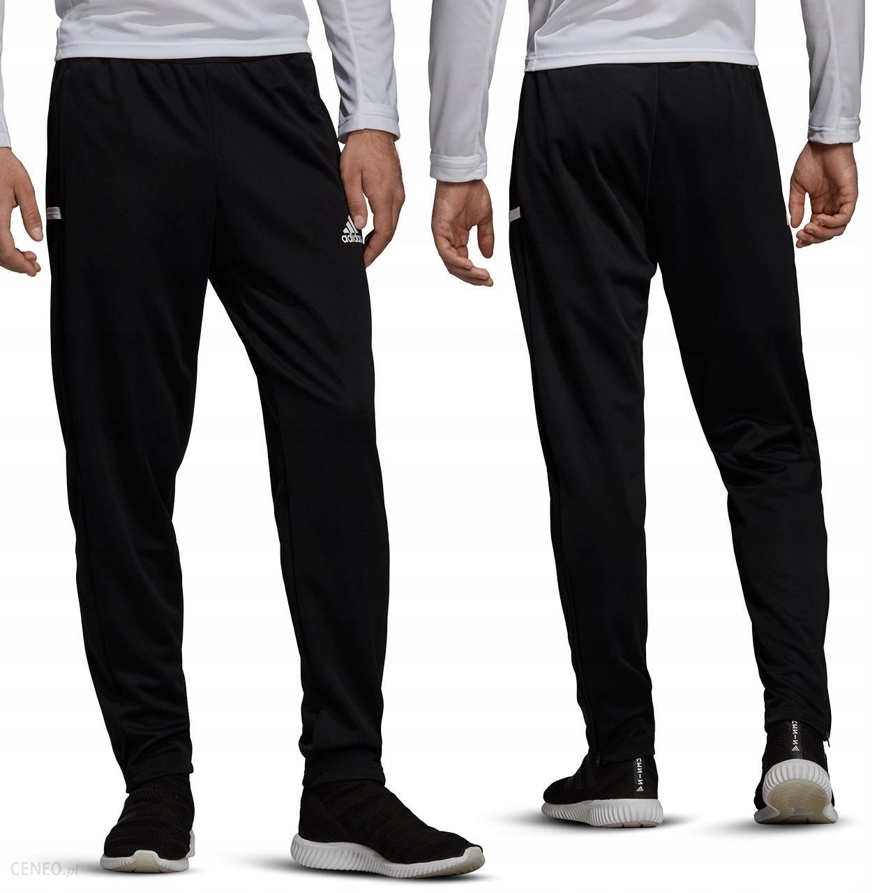 Spodnie dresowe męskie adidas czarne DW6862 3XL Ceny i opinie Ceneo.pl
