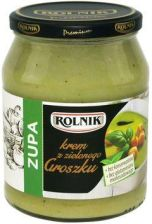 4d63bd13a058e1 Rolnik Premium Zupa Krem Z Zielonego Groszku 720Ml
