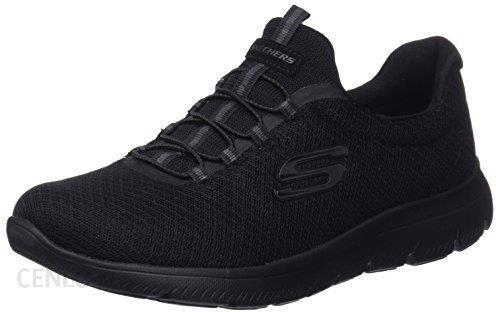 Amazon Skechers Summits damskie buty sportowe, kolor: czarny (czarny), rozmiar: 38 Ceneo.pl