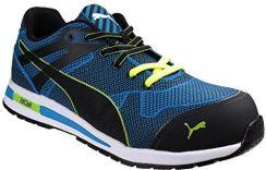 69d9154d Amazon PUMA 64.306.0 Blaze Knit Low S1P buty robocze obuwie ochronne, kolor: