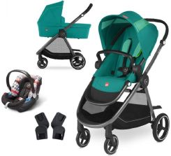 Cybex Gb Beli 4 Air Blue Turquoise Głęboko Spacerowy