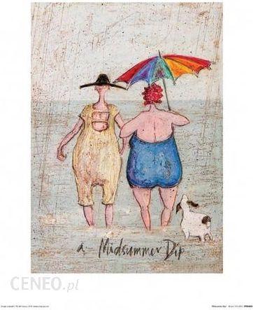 Gf Sam Toft Midsummer Dip Plakat Premium Ppr4468910275349 Opinie I Atrakcyjne Ceny Na Ceneopl